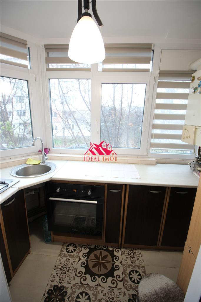 Apartament 2 Camere Complet Mobilat - Utilat,Totul Nou
