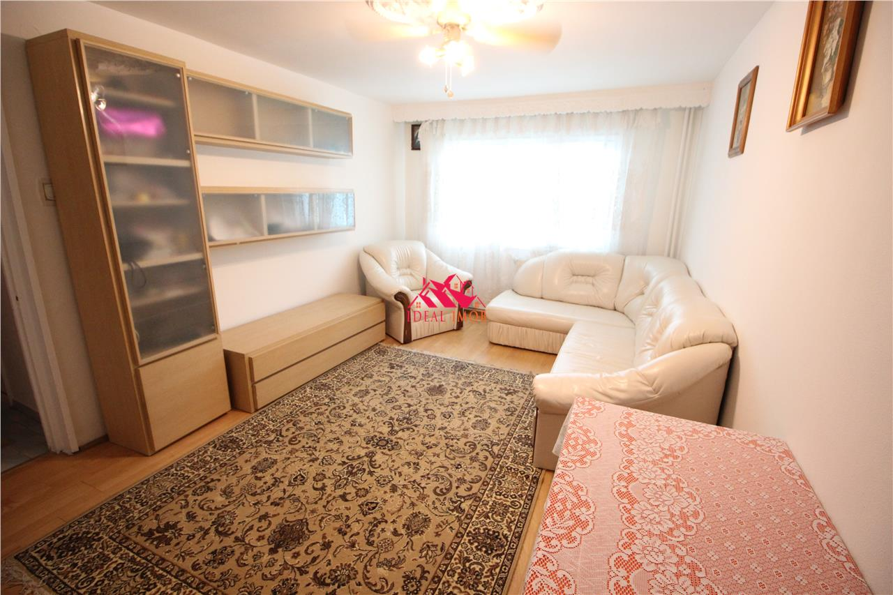 Apartament 2 Camere Decomandate Zona Centrala-Etaj 1