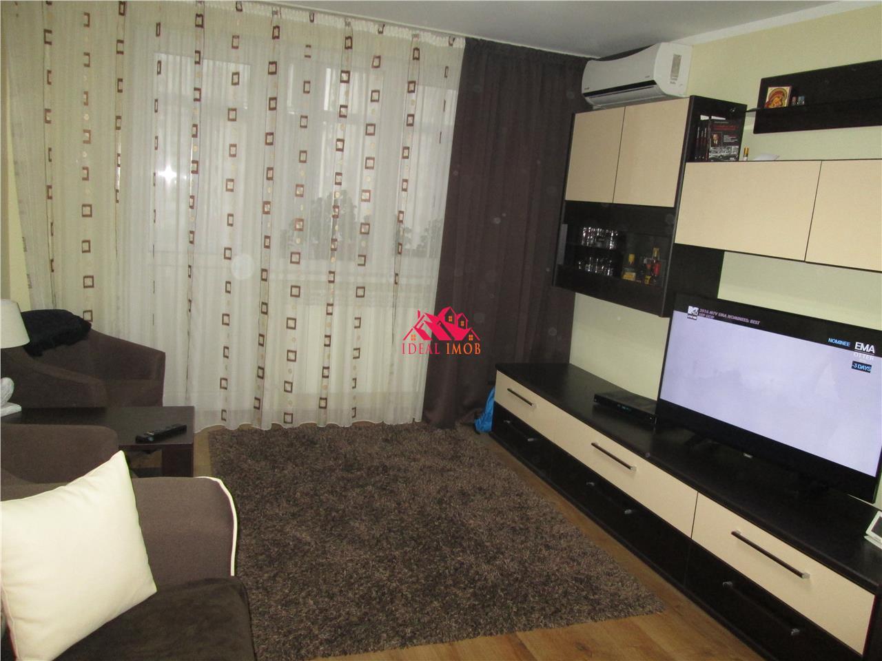 2 Decomandate etaj 3 - renovat, Bacau