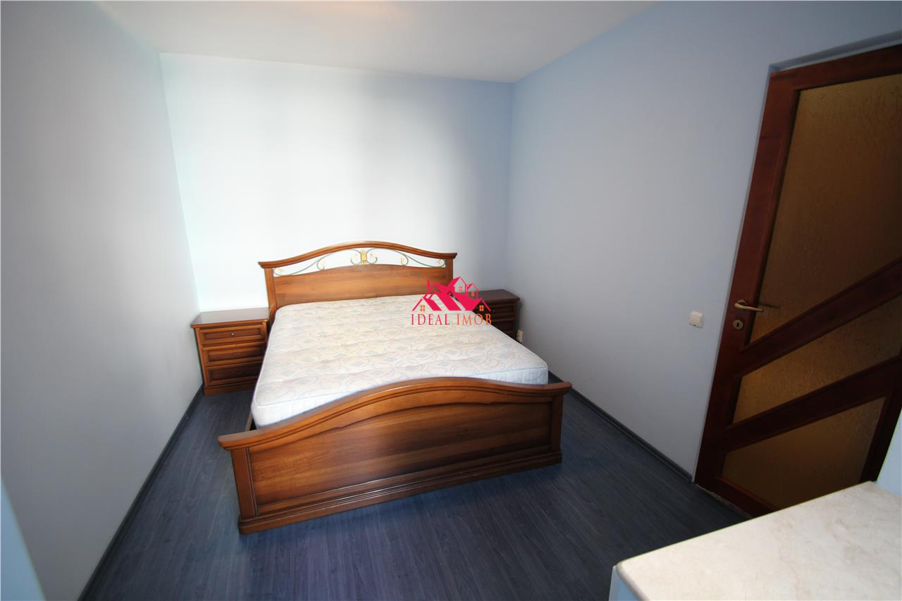 2 Camere Renovat,Mobilat - Etaj 1