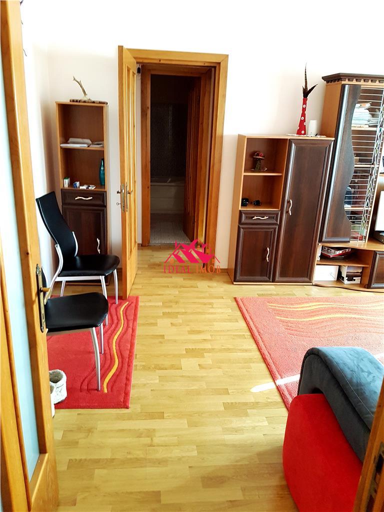 2 Camere etaj 1 - mobilat si utilat